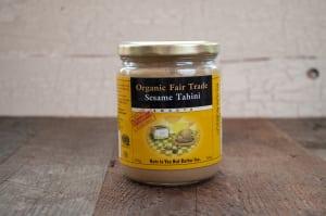 Organic Sesame Tahini- Code#: SP016