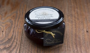 Plum Vanilla and Star Anise Preserve- Code#: SP064