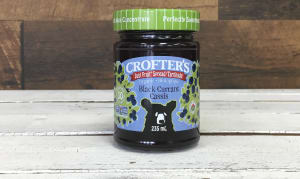Organic Black Currant Just Fruit Spread- Code#: SP3110