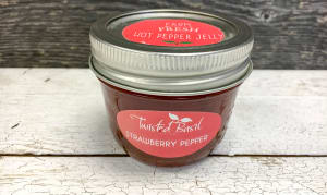 Strawberry Hot Pepper Jelly- Code#: SP3230