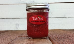 Strawberry Rhubarb Jam- Code#: SP3234