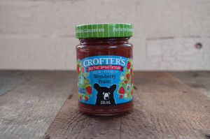 Organic Strawberry Just Fruit Spread- Code#: SP404