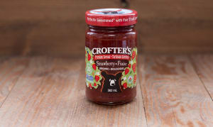 Organic Strawberry Premium Fruit Spread - Family Size- Code#: SP601