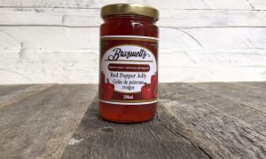 Red Pepper Jelly- Code#: SP8010