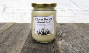 Organic Creamed Clover Honey- Code#: SP8012
