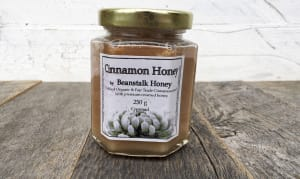 Organic Cinnamon Honey- Code#: SP8015
