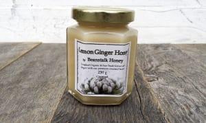 Organic Lemon Ginger Honey- Code#: SP8017