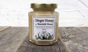 Organic Ginger Honey- Code#: SP8018