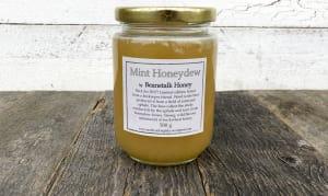 Organic Seasonal Mint Honeydew Honey- Code#: SP8020