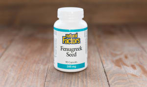 Fenugreek Seed 500mg- Code#: VT1017
