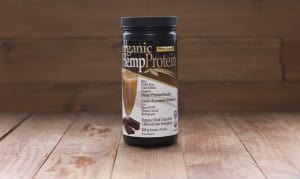 Organic Hemp Protein - Dark Chocolate- Code#: VT1209