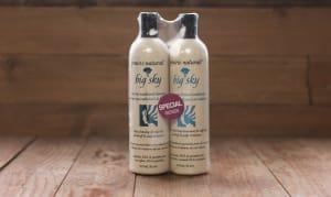 Big Sky, Tea Tree Medicinal Shampoo & Conditioner- Code#: VT1265