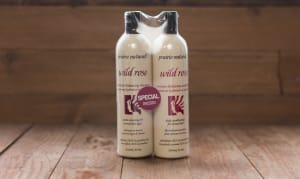 Wild Rose, Moisture Balancing Shampoo & Conditioner- Code#: VT1273