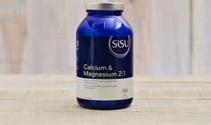 Calcium & Magnesium 2:1- Code#: VT1902