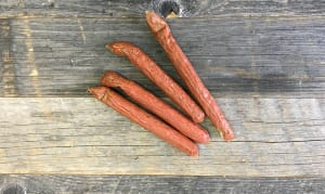 Bison Pepperoni Sticks- Code#: MP3202