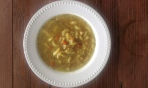 Old Fashioned Chicken Noodle Soup (Frozen)- Code#: PM3134