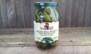 Dill Pickles- Code#: SA8058