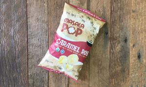 Organic Caramel Rose Popcorn- Code#: SN5602