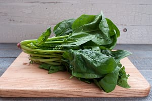 Organic Spinach- Code#: PR100255NCO
