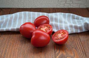 Organic Tomatoes, Roma- Code#: PR100292NPO