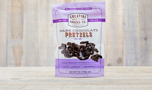 Dark Chocolate Pretzels- Code#: SN254