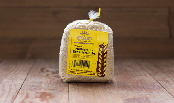 Organic Multigrain Breadcrumbs