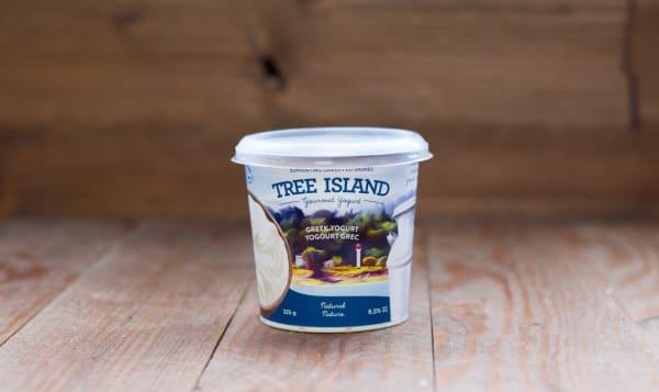 Natural Non-Homogenized, Grass Fed Greek Yogurt - 6.5% MF