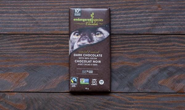 Black Panther Bar - Extreme Dark Chocolate