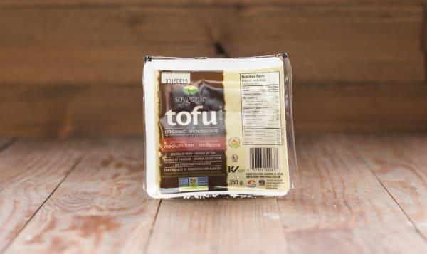 Organic Medium Firm Tofu