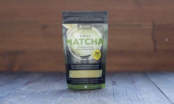 Stone-Ground Vanilla Matcha