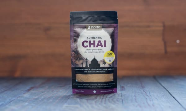 Stone-Ground Authentic Chai Tea