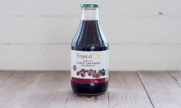 Pure Cranberry Juice