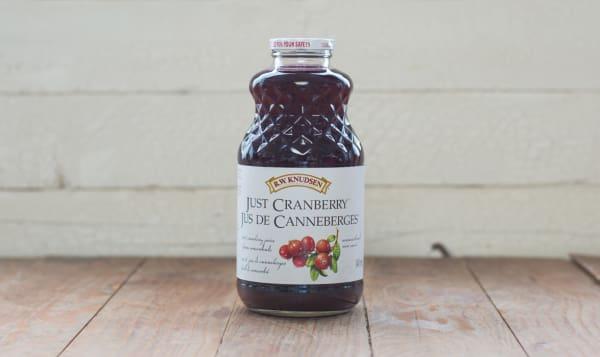 Just Cranberry Juice