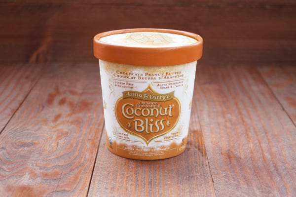 Organic Chocolate Peanut Butter Coconut Milk Dessert (Frozen)