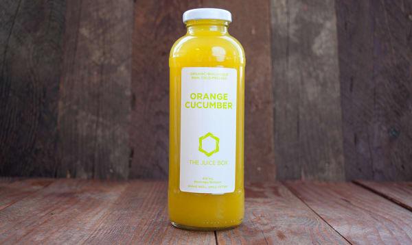 Organic Orange Cucumber