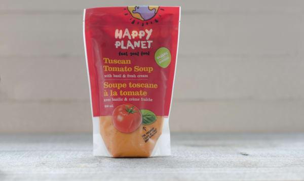 Organic Tuscan Tomato Soup