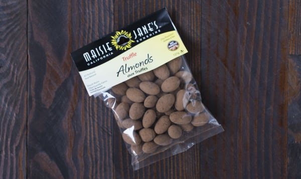 All Natural Truffle Almonds