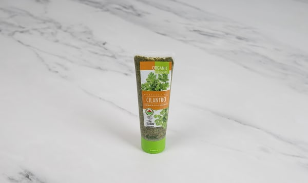 Local Organic Herb Paste, Cilantro