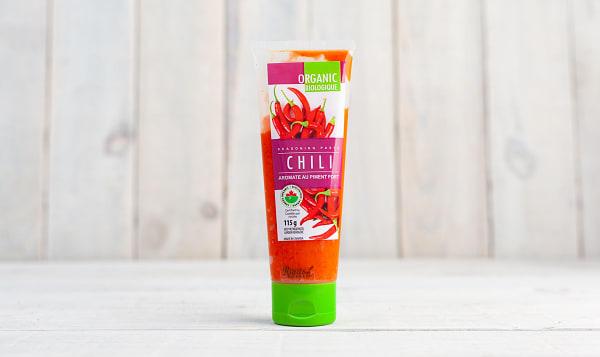 Local Organic Herb Paste, Chili Pepper