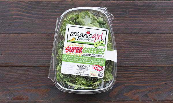 Local Organic Salad Greens, SuperGreens! - BC Grown