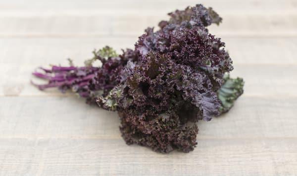 Local Organic Kale, Red