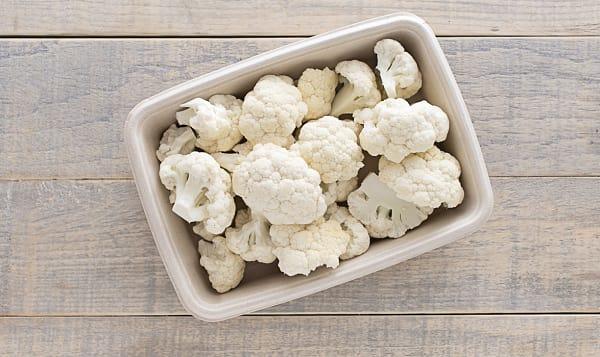 Organic Cauliflower Florets