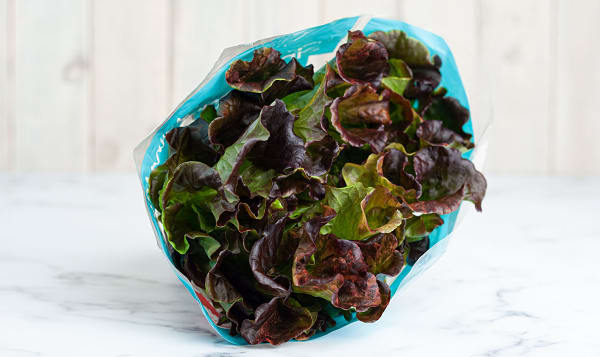 Lettuce, Bright & Juicy Red