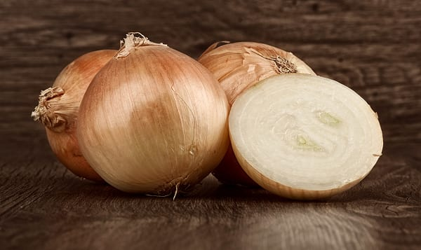 Organic Onions, Yellow