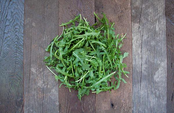 Local Organic Arugula, Baby