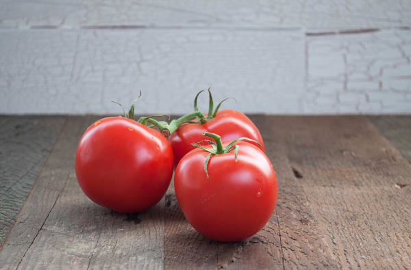 Local Tomatoes, On The Vine - BC or Organic Mex