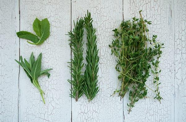 Local Organic Herbs, Roasting Blend