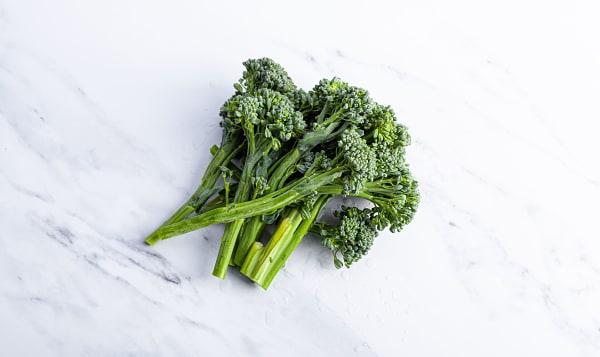 Organic Broccoli, Sweet Baby