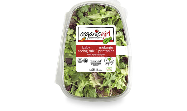 Organic Lettuce, Spring Mix - Large - Brands may vary