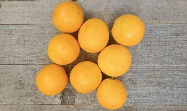 Organic Oranges, Imperfect